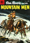 Cover for Ben Bowie and His Mountain Men (Dell, 1956 series) #9