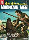 Cover for Ben Bowie and His Mountain Men (Dell, 1956 series) #14
