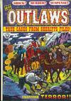 Cover for The Outlaws (Star Publications, 1952 series) #11