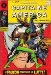 Cover for Capitaine America (Editions Héritage, 1970 series) #6