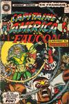 Cover for Capitaine America (Editions Héritage, 1970 series) #32