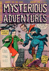 Cover for Mysterious Adventures (Story Comics, 1951 series) #3