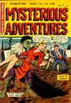 Cover for Mysterious Adventures (Story Comics, 1951 series) #4