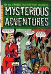 Cover for Mysterious Adventures (Story Comics, 1951 series) #5