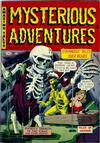 Cover for Mysterious Adventures (Story Comics, 1951 series) #6
