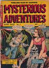 Cover for Mysterious Adventures (Story Comics, 1951 series) #7