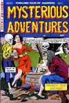 Cover for Mysterious Adventures (Story Comics, 1951 series) #10