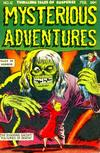 Cover for Mysterious Adventures (Story Comics, 1951 series) #12