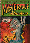 Cover for Mysterious Adventures (Story Comics, 1951 series) #14