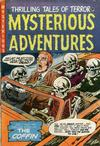 Cover for Mysterious Adventures (Story Comics, 1951 series) #19