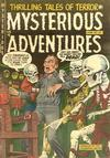 Cover for Mysterious Adventures (Story Comics, 1951 series) #20