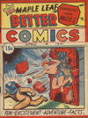 Cover for Better Comics (Maple Leaf Publishing, 1941 series) #v1#2