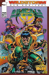 Cover for WildC.A.T.S (Image, 1995 series) #40 [$3.50 Cover]