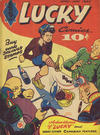 Cover for Lucky Comics (Maple Leaf Publishing, 1941 series) #v5#4