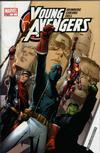 Cover for Young Avengers (Marvel, 2005 series) #2