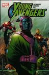 Cover for Young Avengers (Marvel, 2005 series) #4