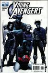 Cover for Young Avengers (Marvel, 2005 series) #6