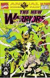 Cover Thumbnail for The New Warriors Annual (1991 series) #1