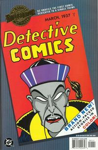 Cover Thumbnail for Millennium Edition: Detective Comics 1 (DC, 2001 series)