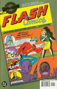 Cover Thumbnail for Millennium Edition: Flash Comics No. 1 (DC, 2000 series)