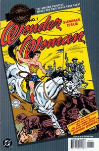 Cover Thumbnail for Millennium Edition: Wonder Woman No. 1 (DC, 2000 series)