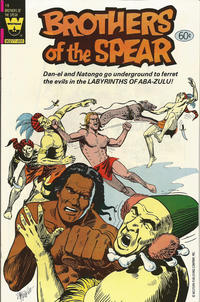 Cover Thumbnail for Brothers of the Spear (Western, 1972 series) #18