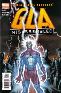 Cover Thumbnail for G.L.A. (Marvel, 2005 series) #1