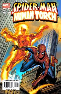 Cover Thumbnail for Spider-Man / Human Torch (Marvel, 2005 series) #5