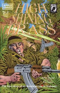 Cover Thumbnail for High Shining Brass (Apple Press, 1990 series) #2