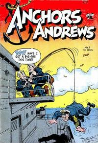 Cover Thumbnail for Anchors Andrews (St. John, 1953 series) #1
