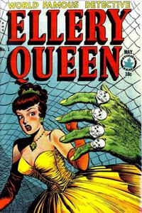 Cover Thumbnail for Ellery Queen (Superior, 1949 series) #1