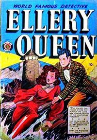 Cover Thumbnail for Ellery Queen (Superior, 1949 series) #3