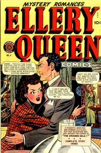 Cover Thumbnail for Ellery Queen (Superior, 1949 series) #4