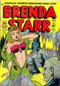 Cover Thumbnail for Brenda Starr Comics (Superior, 1948 series) #3