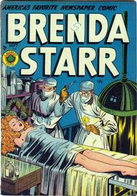 Cover Thumbnail for Brenda Starr Comics (Superior Publishers Limited, 1948 series) #4