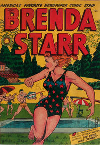 Cover Thumbnail for Brenda Starr Comics (Superior Publishers Limited, 1948 series) #5