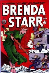 Cover Thumbnail for Brenda Starr Comics (Superior Publishers Limited, 1948 series) #9