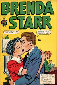 Cover Thumbnail for Brenda Starr Comics (Superior, 1948 series) #11