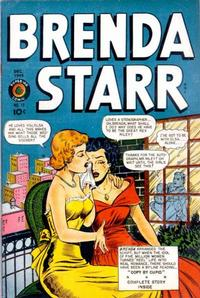 Cover Thumbnail for Brenda Starr Comics (Superior Publishers Limited, 1948 series) #12
