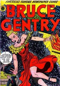 Cover Thumbnail for Bruce Gentry Comics (Superior, 1948 series) #3