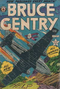 Cover Thumbnail for Bruce Gentry Comics (Superior, 1948 series) #6