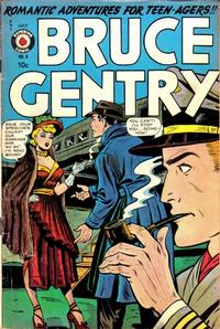 Cover Thumbnail for Bruce Gentry Comics (Superior, 1948 series) #8