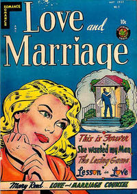 Cover Thumbnail for Love and Marriage (Superior, 1952 series) #2