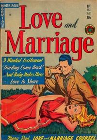 Cover Thumbnail for Love and Marriage (Superior, 1952 series) #11
