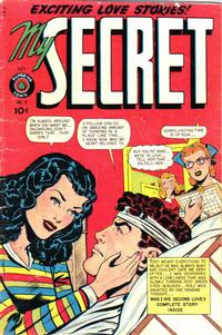 Cover Thumbnail for My Secret (Superior, 1949 series) #3