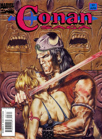 Cover Thumbnail for Conan Saga (Marvel, 1987 series) #97