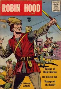 Cover Thumbnail for Robin Hood Tales (Quality Comics, 1956 series) #2
