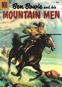 Cover Thumbnail for Ben Bowie and His Mountain Men (Dell, 1956 series) #7