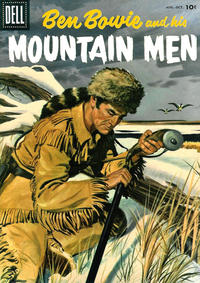 Cover Thumbnail for Ben Bowie and His Mountain Men (Dell, 1956 series) #8