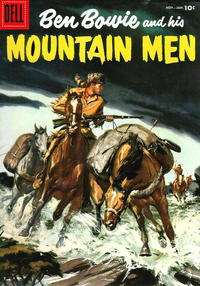 Cover Thumbnail for Ben Bowie and His Mountain Men (Dell, 1956 series) #9